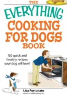 Обложка книги  - Everything Cooking for Dogs Book