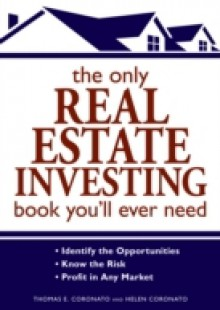 Обложка книги  - Only Real Estate Investing Book You'll Ever Need