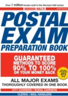 Обложка книги  - Norman Hall's Postal Exam Preparation Book