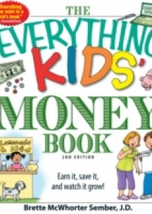 Обложка книги  - Everything Kids' Money Book