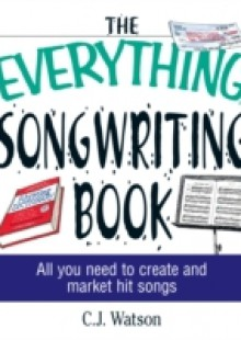 Обложка книги  - Everything Songwriting Book