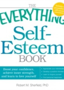 Обложка книги  - Everything Self-Esteem Book