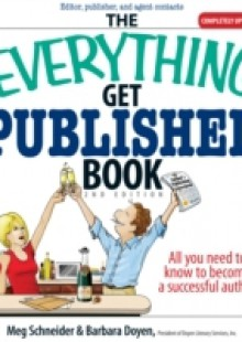 Обложка книги  - Everything Get Published Book