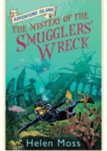 Обложка книги  - Adventure Island: The Mystery of the Smugglers' Wreck