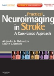 Обложка книги  - Practical Neuroimaging in Stroke