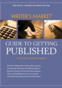 Обложка книги  - Writer's Market Guide to Getting Published