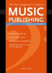 Обложка книги  - New Songwriter's Guide to Music Publishing