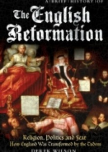Обложка книги  - Brief History of the English Reformation