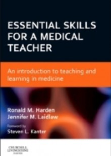 Обложка книги  - Essential Skills for a Medical Teacher