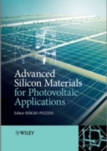 Обложка книги  - Advanced Silicon Materials for Photovoltaic Applications