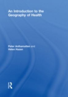 Обложка книги  - Introduction to the Geography of Health