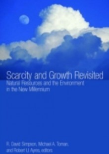 Обложка книги  - Scarcity and Growth Revisited