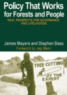 Обложка книги  - Policy That Works for Forests and People