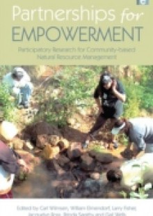 Обложка книги  - Partnerships for Empowerment