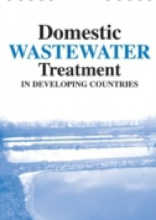 Обложка книги  - Domestic Wastewater Treatment in Developing Countries