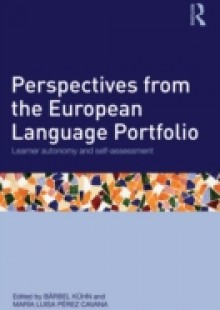 Обложка книги  - Perspectives from the European Language Portfolio