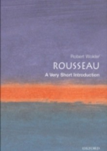 Обложка книги  - Rousseau: A Very Short Introduction