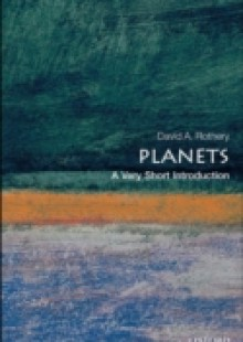 Обложка книги  - Planets: A Very Short Introduction