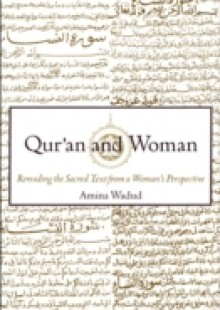 Обложка книги  - Quran and Woman: Rereading the Sacred Text from a Womans Perspective