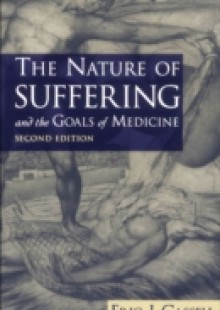 Обложка книги  - Nature of Suffering and the Goals of Medicine