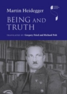 Обложка книги  - Being and Truth