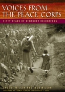 Обложка книги  - Voices from the Peace Corps