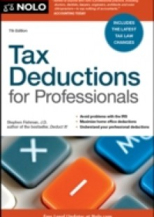 Обложка книги  - Tax Deductions for Professionals