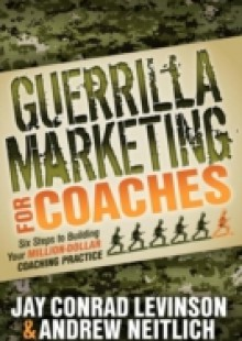 Обложка книги  - Guerrilla Marketing for Coaches