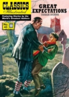 Обложка книги  - Great Expectations (with panel zoom) – Classics Illustrated