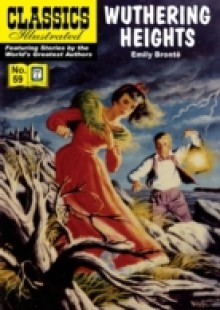 Обложка книги  - Wuthering Heights (with panel zoom) – Classics Illustrated