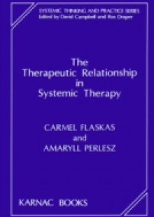 Обложка книги  - Therapeutic Relationship in Systemic Therapy