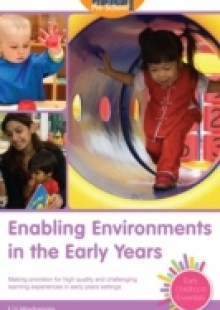 Обложка книги  - Enabling Environments in the Early Years