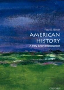 Обложка книги  - American History: A Very Short Introduction