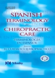 Обложка книги  - Spanish Terminology for Chiropractic Care