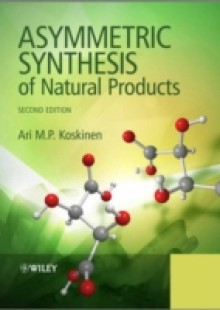 Обложка книги  - Asymmetric Synthesis of Natural Products