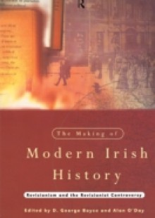 Обложка книги  - Making of Modern Irish History
