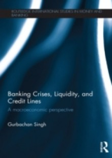 Обложка книги  - Banking Crises, Liquidity, and Credit Lines