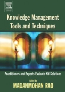 Обложка книги  - Knowledge Management Tools and Techniques