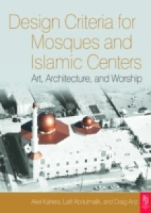 Обложка книги  - Design Criteria for Mosques and Islamic Centres