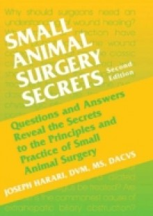 Обложка книги  - Small Animal Surgery Secrets