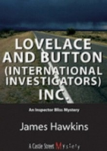 Обложка книги  - Lovelace and Button (International Investigators) Inc.