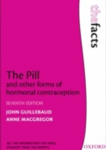 Обложка книги  - Pill and other forms of hormonal contraception