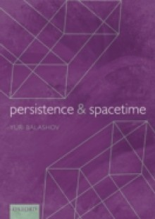 Обложка книги  - Persistence and Spacetime