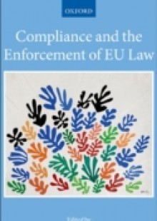 Обложка книги  - Compliance and the Enforcement of EU Law