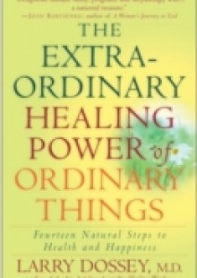 Обложка книги  - Extraordinary Healing Power of Ordinary Things