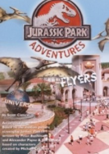 Обложка книги  - Flyers-Jurassic Park(TM) Adventures #3