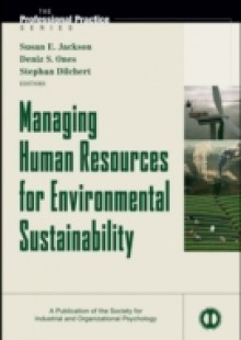 Обложка книги  - Managing Human Resources for Environmental Sustainability
