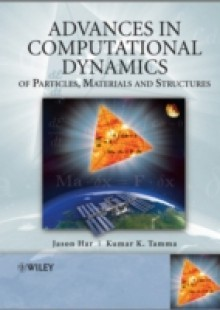 Обложка книги  - Advances in Computational Dynamics of Particles, Materials and Structures