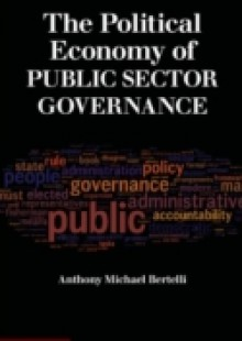 Обложка книги  - Political Economy of Public Sector Governance
