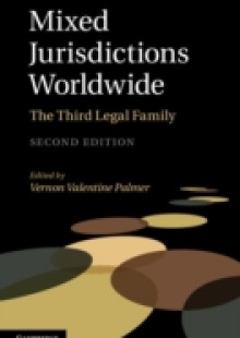Обложка книги  - Mixed Jurisdictions Worldwide